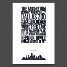 The Dallas area if filled with numerous experiences and cultures, making it a great place to raise a family.