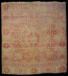 Philadelphia Museum of Art, 55-65-7. Mamluk Carpet, Cairo, Egypt, first half 16th century