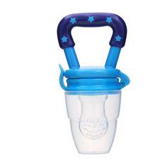 2016 New Kids Nipple Fresh Food Milk Nibbler Feeder Feeding Safe Baby Supplies Nipple Teat Pacifier Bottles Silicone Pacifier