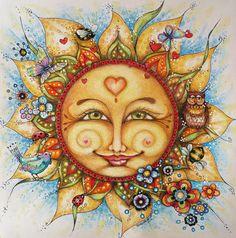The Sun by Fransien de Vries