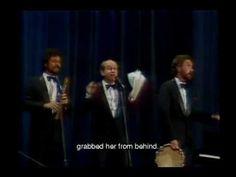 ▶ Les Luthiers - 02. La Bella y Graciosa Moza [English subtitles] - YouTube