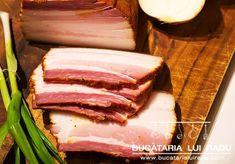 kaizer de casa afumat Romanian Food, Romanian Recipes, My Recipes, Cooking Recipes, Tuna, Appetizers, Fish, Meat, Smoking