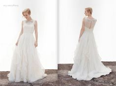 Ivy & Aster My Everything Preppy Glam wedding gown, available at Something White.