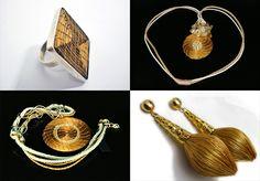 bijuteria de capim dourado 1