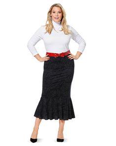 Drei Basic-Röcke, im Handumdrehen genäht. Ein breites Gummiband, das innen auf die Zugabe gesteppt wird, sogt für guten Sitz. Bei Variante C gibt der in Knie Romantic, Casual, Skirts, Style, Products, Fashion, Casual Dressy, Fashion Skirts, Moda