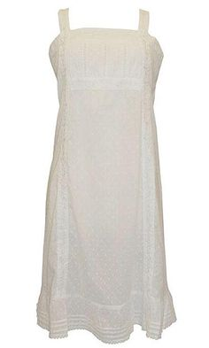 0aa4937910 New and Exclusive Cotton Jane Austen Nightgown - Lizzy
