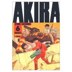 AKIRA/今読み返すと、ストーリーは思わせぶりなばかりでよくわからなかったりもするんですが、インパクトはやっぱり強烈ですね。描き込まれた絵も、世界観も。