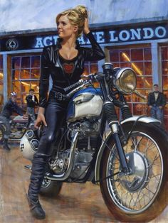 """New Face Of Ace"" - Limited Editions - All Artwork - David Uhl 