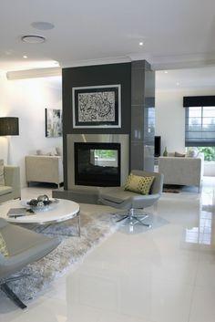 wohnzimmer fliesen grau wohnung einrichten wohnzimmer grau, Innenarchitektur ideen