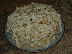 Καρυδόπιτα με ονειρεμένη κρέμα φωτογραφία βήματος 14 Pie, Desserts, Food, Pie And Tart, Pastel, Deserts, Fruit Cakes, Pies, Dessert