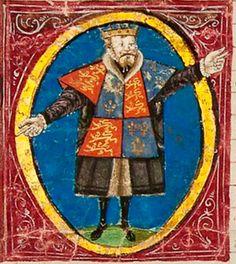 Gilbertus Dethyk, roi d'armes de l'Ordre de la Jarretière, 1552.