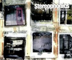 """For Sale - Stereophonics A Thousand Trees UK  CD single (CD5 / 5"""") - See this and 250,000 other rare & vintage vinyl records, singles, LPs & CDs at http://991.com"""