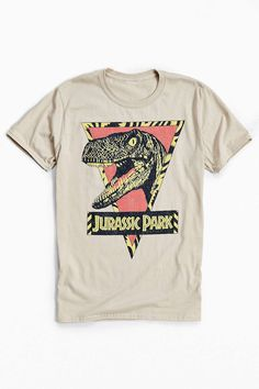 Jurassic Park Tee - Urban Outfitters