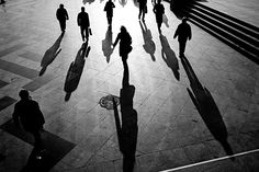 Street Photography - Always, lights and shadows