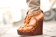 Gucci platforms