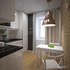 Как им это удалось? Топ-7 маленьких кухонь, в которых все нравится – В Курсе Жизни Apartment Kitchen, Kitchen Interior, Kitchen Dinning, Kitchen Decor, Kitchen Upgrades, Küchen Design, Kitchenette, Modern Kitchen Design, Home Living Room