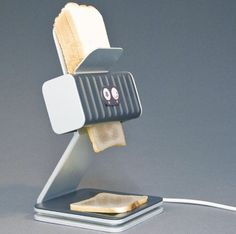 Toast Printer. Ohmygosh.