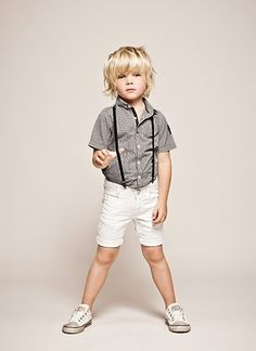 cute boy clothes..that Nik will probably hate.