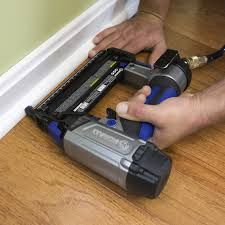 This is an temporary connection because you are stabling skirting boards to the wall so that it will be part of a nice decoration in side your house( everybody has skirting board, none if removed).