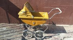 Og stroller  50 obo has a little  bit  of rust here and there but could  be removed  with steel wool if interested  msg me your # and i will send  u more pics