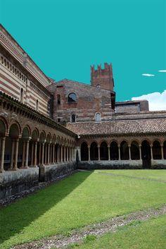 Verona Abazia di San Zeno