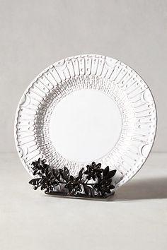 Ivy Garden Plate Stand #anthroregistry #wedding