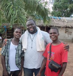 Roland and Friends in Liberia http://www.dayoftheelephants.com