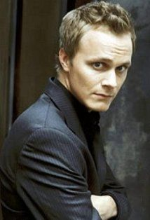 If I were to magically Genderbend myself in a movie, I'd like me to be played by David Anders