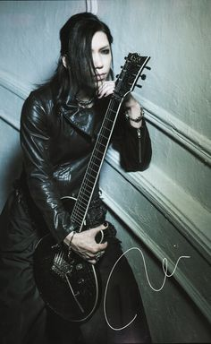 Aoi - the GazettE // GiGS // No. 420 // Part 3