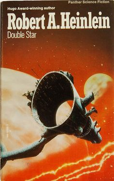 Double Star by Robert A. Heinlein (Panther:1974)