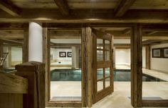 Les Gentianes 1850, Chalet in Courchevel