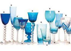 taças 1. Baccarat – Vega para vinho. 2. Baccarat – Vega Flutissima. 3. L'oeil. 4. Moser (Grifes & Design 5. Tania Bulhões Home 6. Tania Bulhões Home 7. L'oeil . 8. Rosenthal (Grifes & Design) coleção Free Spirit. 9. L'oeil – Taça de vidro azul/transparente para água. 10. L'oeil – Taça de vidro com flores lapidadas do designer Kenzo Takada. 11. L'oeil – Taça de vidro azul/transparente para champanhe. 12. Tania Bulhões Home . 13. Strauss (Grifes & Design) coleção Overlay