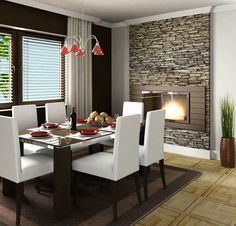 The look of your dining room as important as the taste of your food!