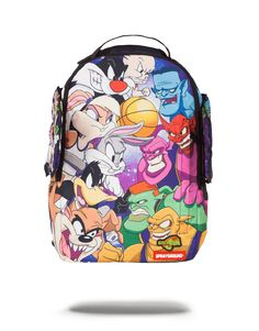 SPACE JAM WINGS | Sprayground Backpacks, Bags, and Accessories