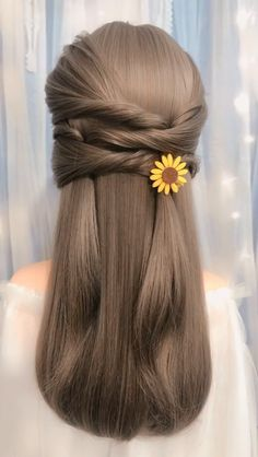 40 Amazing Hairstyles for Long Hair 2019 Related posts: Fast hairstyles with long hair – Martinar – # Hairstyles … Nice fast and easy hairstyles for long hair 50 Wedding Hairstyles for Long Hair – Longbob Frisuren – long bob hairstyles for curly hair Box Braids Hairstyles, Trendy Hairstyles, Amazing Hairstyles, Party Hairstyles, Everyday Hairstyles, Summer Hairstyles, Hairstyle For Long Hair, Cornrows Hair, College Hairstyles
