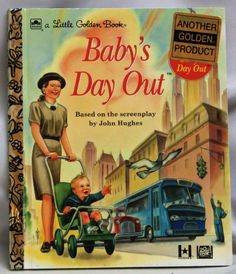 Baby's Day Out (A little golden book) by Golden Books