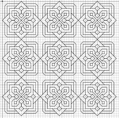 free blackwork fill patterns