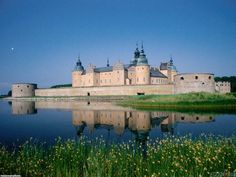 Kalmar Castle, Kalmar, Sweden