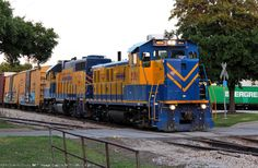 FWWR 2014   Description:    Photo Date:  5/2/2015  Location:  Irving, TX   Author:  Matthew Liptak  Categories:  Roster,Action  Locomotives:  FWWR 2014(2GS14B) FWWR 2005(GP38-3)