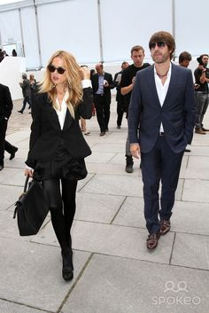 Rachel Zoe Paris Fashion Week Spring/Summer 2012 Ready To Wear - Louis Vuitton- Outside Arrivals