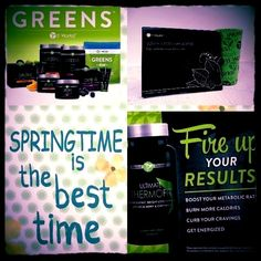 Spring into health and wellness! I would like to help you feel and look your best this spring with our Greens get your 8 servings of fruit and vegetables and much more. Lost some weight this winter? Then let's tighten, tone, and firm up that skin in 45 minutes with our Ultimate Body Wraps. If your needing some extra calories burned then try our Thermofi It Works has something for everyone! for more information call/text 414-758-0077 #healthyliving #fitness #london #miami #milwaukee #spring…