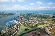 Gardens By The Bay, Singapore. By Wilkinson Eyre Architects