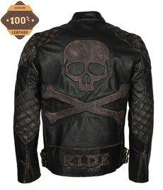 Motorcycle Leather Vest, Biker Leather, Leather Men, Cowhide Leather, Black Leather, Motorcycle Fashion, Biker Fashion, Motorcycle Style, Men's Motorcycle Jacket