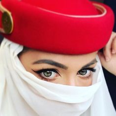 Image may contain: one or more people and closeup Emirates Flights, Emirates Airline, Emirates Cabin Crew, Airline Cabin Crew, Flight Attendant Life, Muslim Beauty, International Airlines, Luxury Girl, Attendance