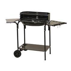 4169534bd82c3 Barbecue à charbon de bois ACIER - SOMAGIC   site officiel