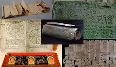 Ten #Incredible Texts from our #Ancient #Past