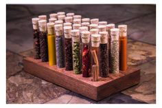 The Bali Bali spice collection from aCanela.  32 spices, sharing culture, stories, and flavors from every major cuisine around world.  Learn how to blend them with aCanela.