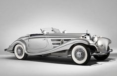 Vintage Cars Ten Most Expensive Cars Sold At Auction - Updated: 1937 Mercedes-Benz 540 K Spezial Roadster - Enzo Ferrari built the Ferrari company from a stable of race cars in the late and to the international sports car powerhouse we know today. Most Expensive Car Ever, Expensive Cars, Classic Motors, Classic Cars, Mercedez Benz, Vw Vintage, Classic Mercedes, Amazing Cars, Awesome