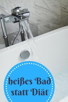 Wissenschaftliche Studien belegen: Ein heißes Bad erhöht den Kalorienverbrauch und senkt den Blutzuckerspiegel. Ab in die Wanne! Health, Mathematical Analysis, Blood Glucose Levels, How To Relieve Stress, Tub, Health Care, Salud
