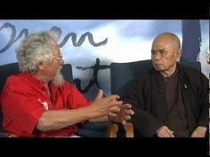 David Suzuki & Thich Nhat Hanh: Despair concerning the environment and climate change